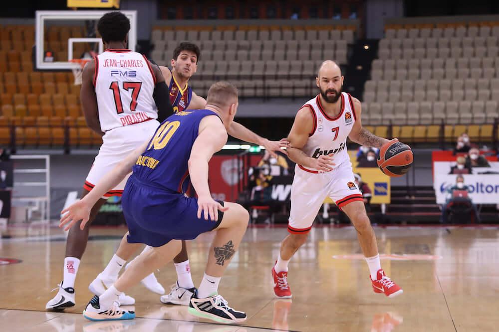 OlympiacosBC_BarcelonaBC_Euroleague_2021_RedView